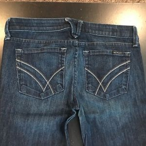 William Rast jeans!